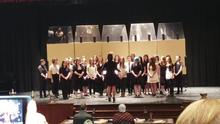 SMS Glee Club Performs in Bathurst Music Festival